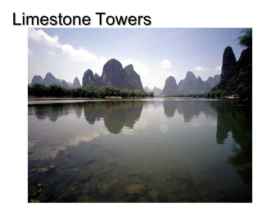 Limestone Towers