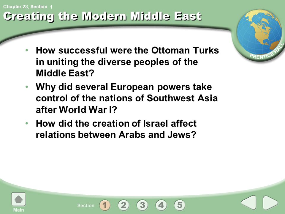 Chapter 23, Section Section 3 Review How did the Arab-Israeli wars affect the economy of Jordan.