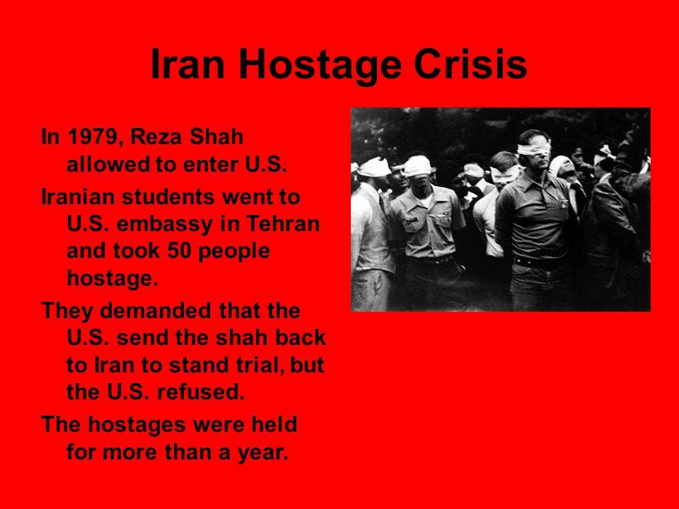Iran-Iraq War In 1980, Iraq invaded Iran.