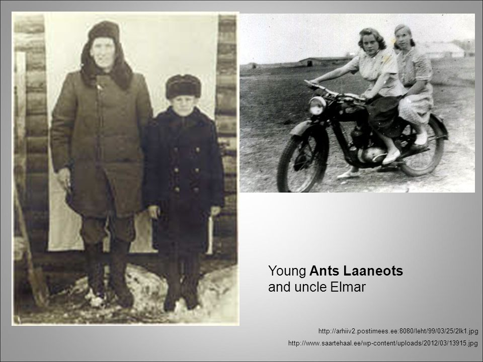 Young Ants Laaneots and uncle Elmar http://www.saartehaal.ee/wp-content/uploads/2012/03/13915.jpg http://arhiiv2.postimees.ee:8080/leht/99/03/25/2lk1.jpg