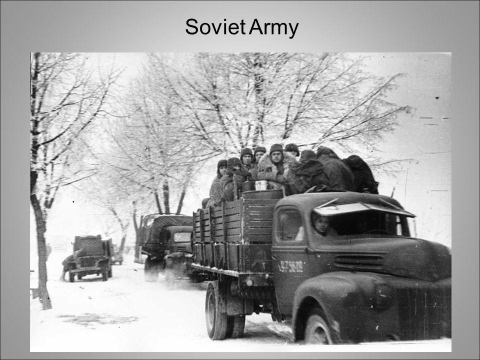 Soviet Army