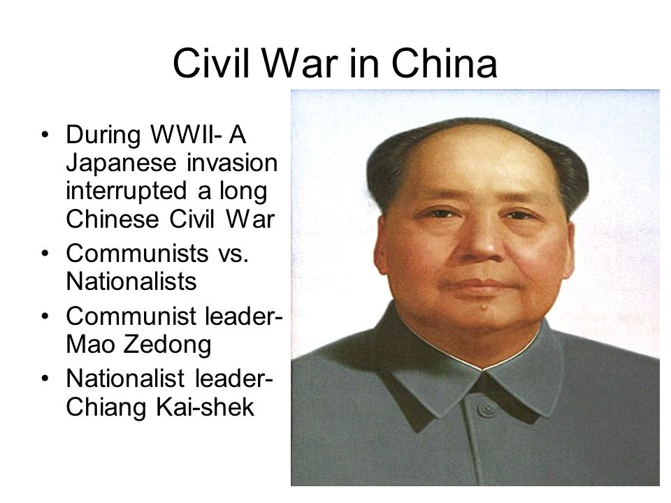 America Reacts to Communist Takeover Many claimed the US lost China Said American govmt was riddled with Communist agents American fear of Communism grew