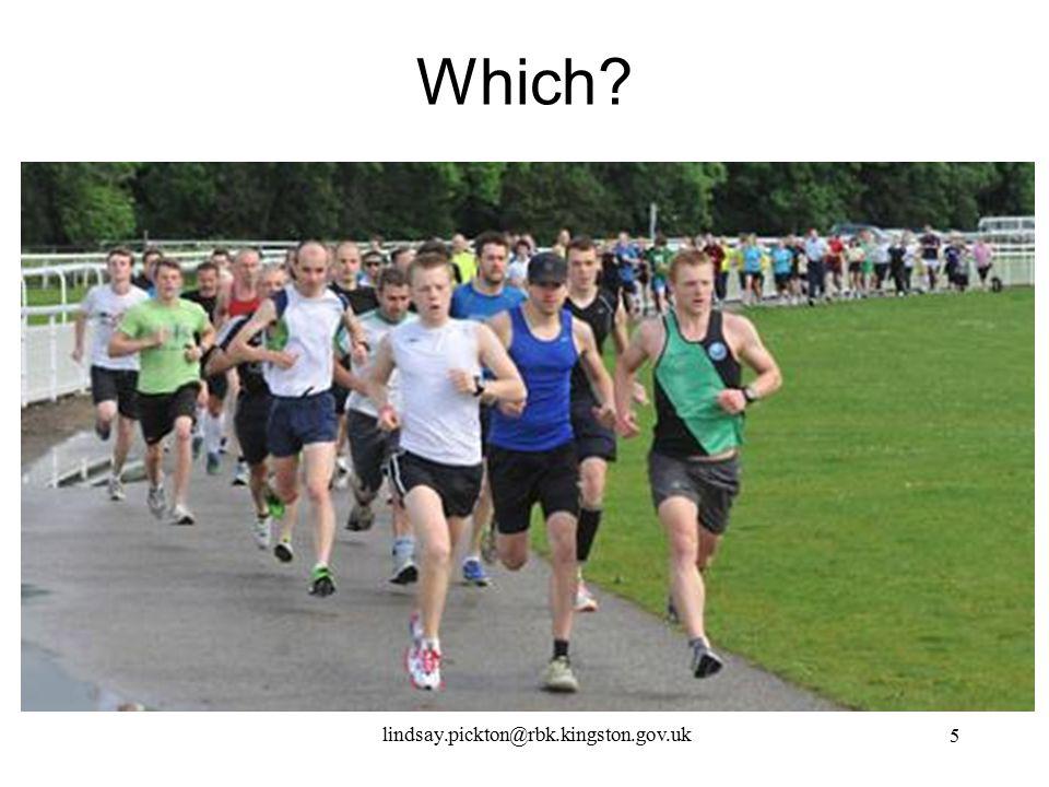 Which? lindsay.pickton@rbk.kingston.gov.uk 5