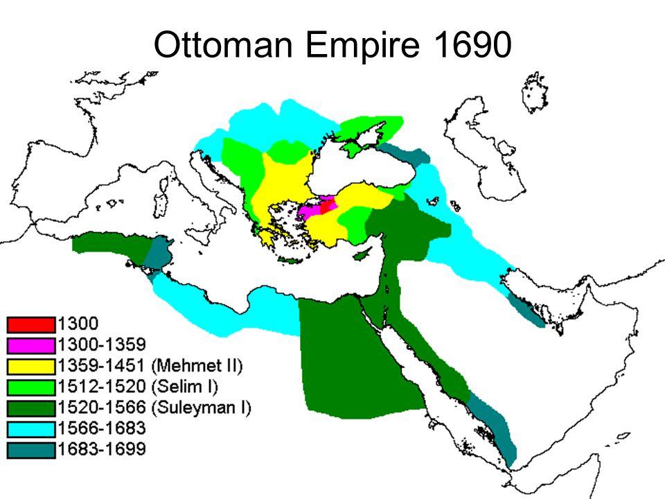 Ottoman Empire 1690