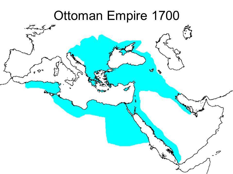 Ottoman Empire 1700