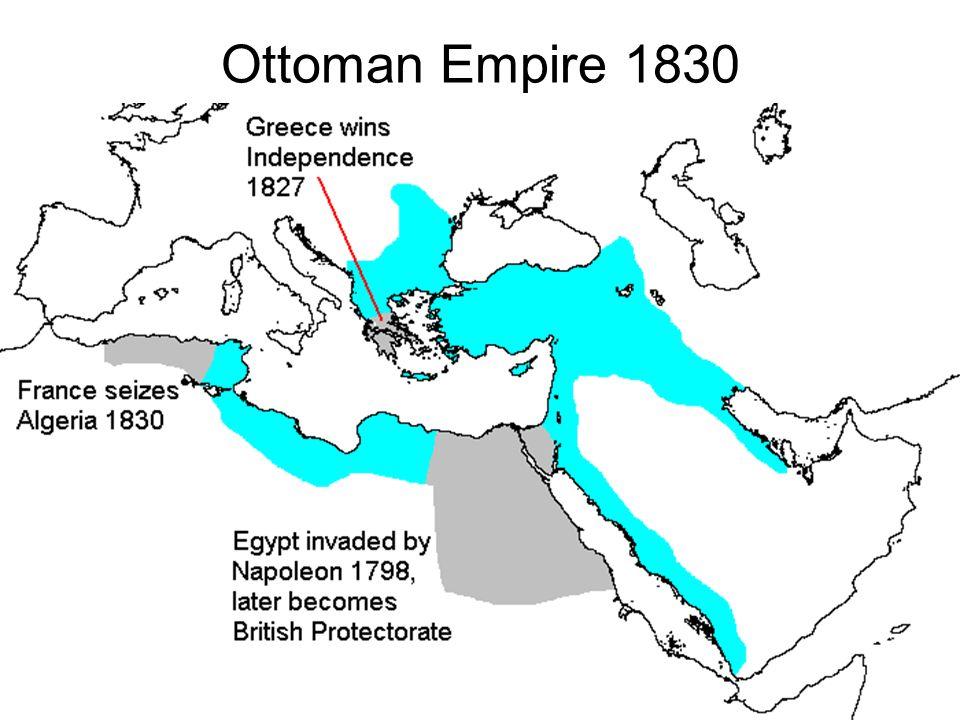 Ottoman Empire 1830