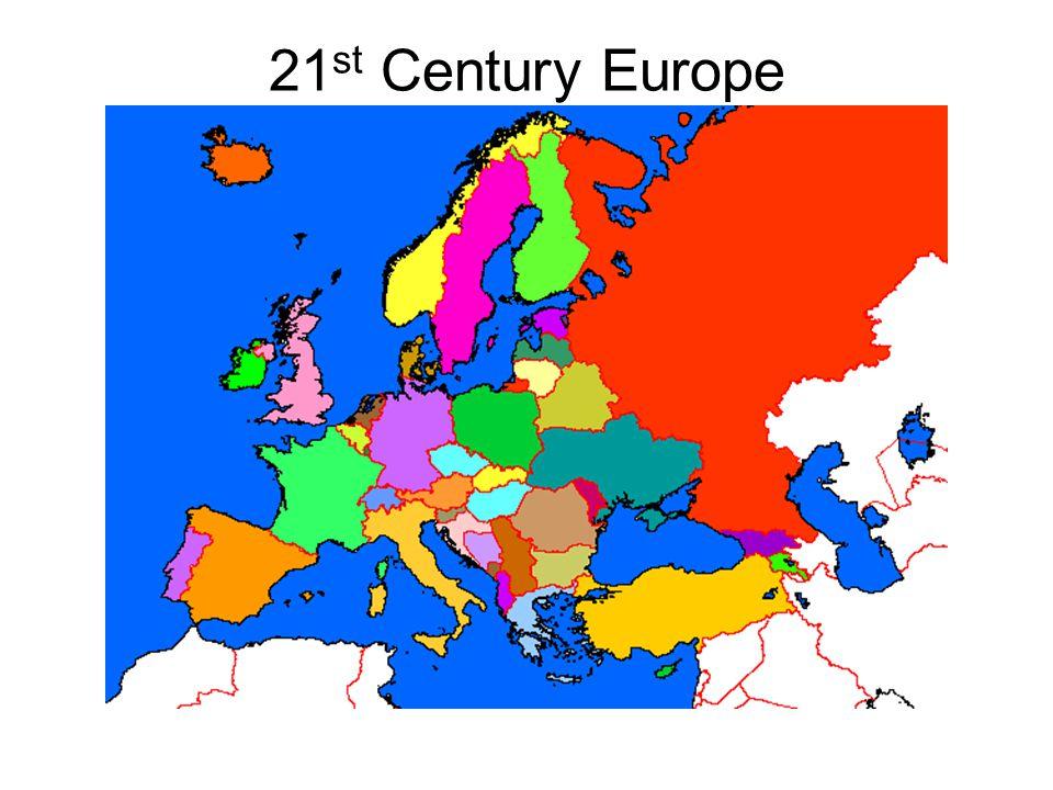 21 st Century Europe