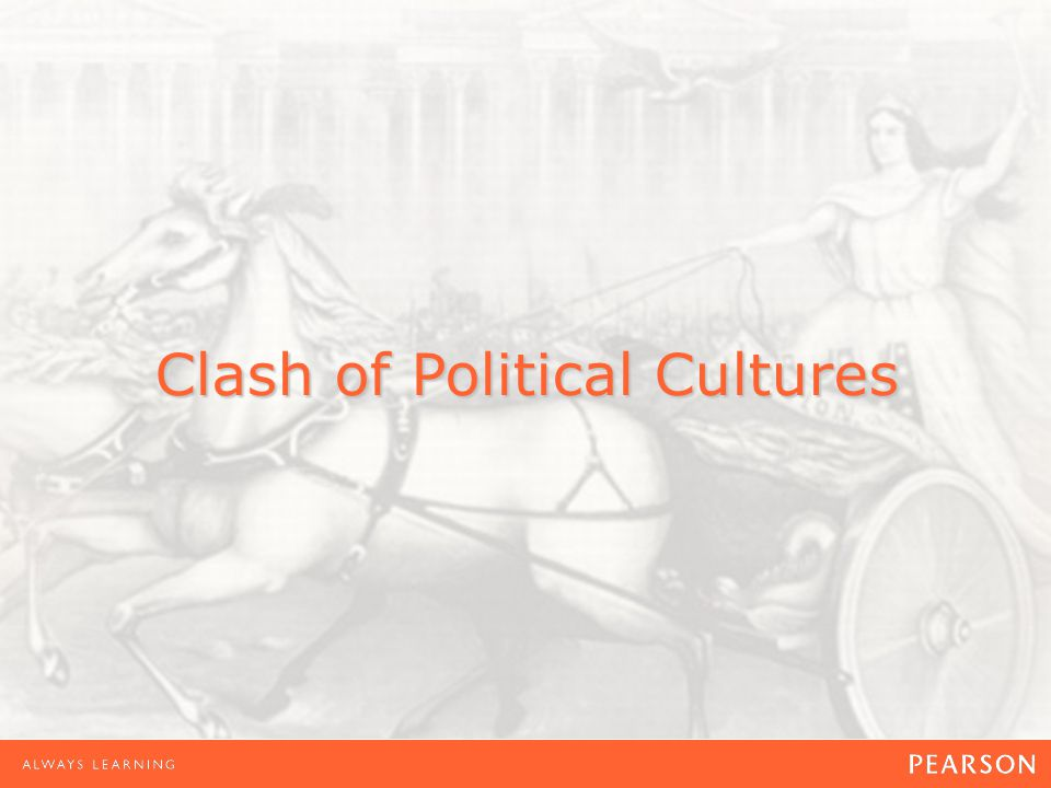 Clash of Political Cultures