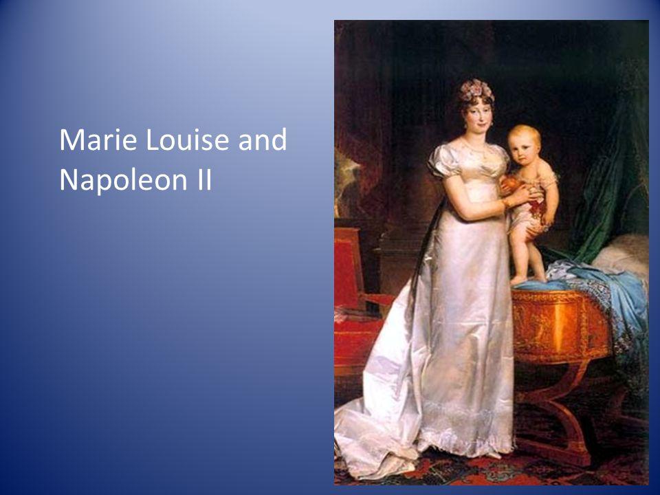 Marie Louise and Napoleon II