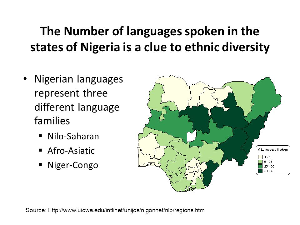 Religion lies at the core of ethnic identity Source: Cain Project.