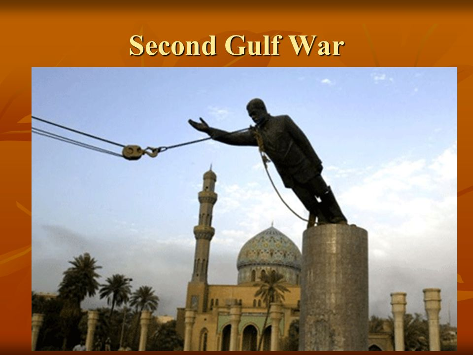 Second Gulf War