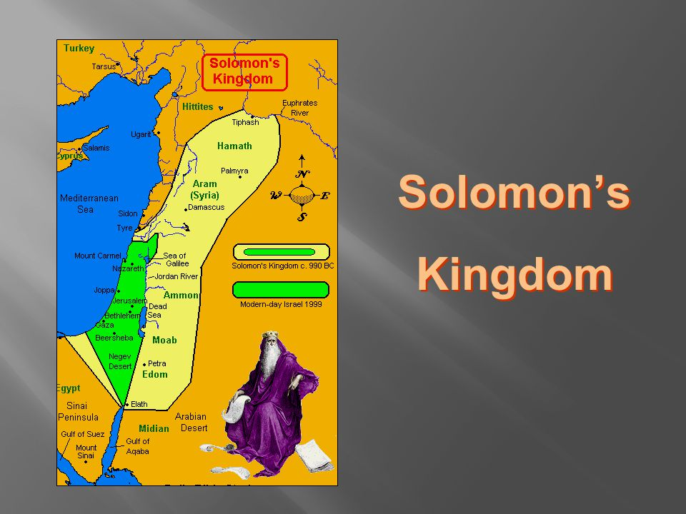 Solomon's Kingdom Solomon's Kingdom