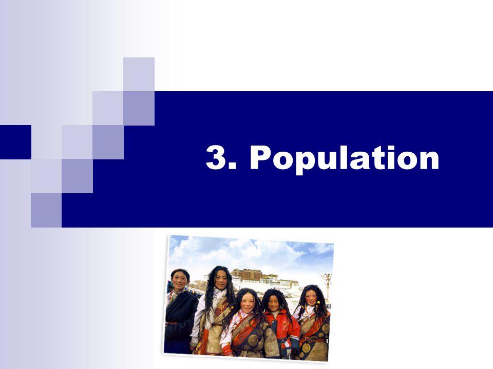 3. Population