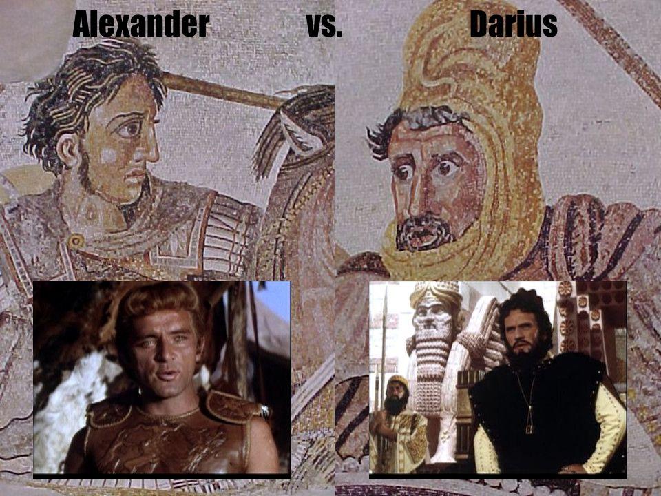 Alexander vs.Darius