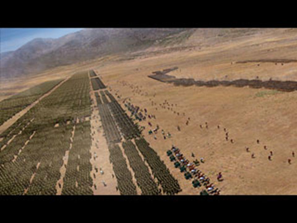 The Battle of Gaugamela