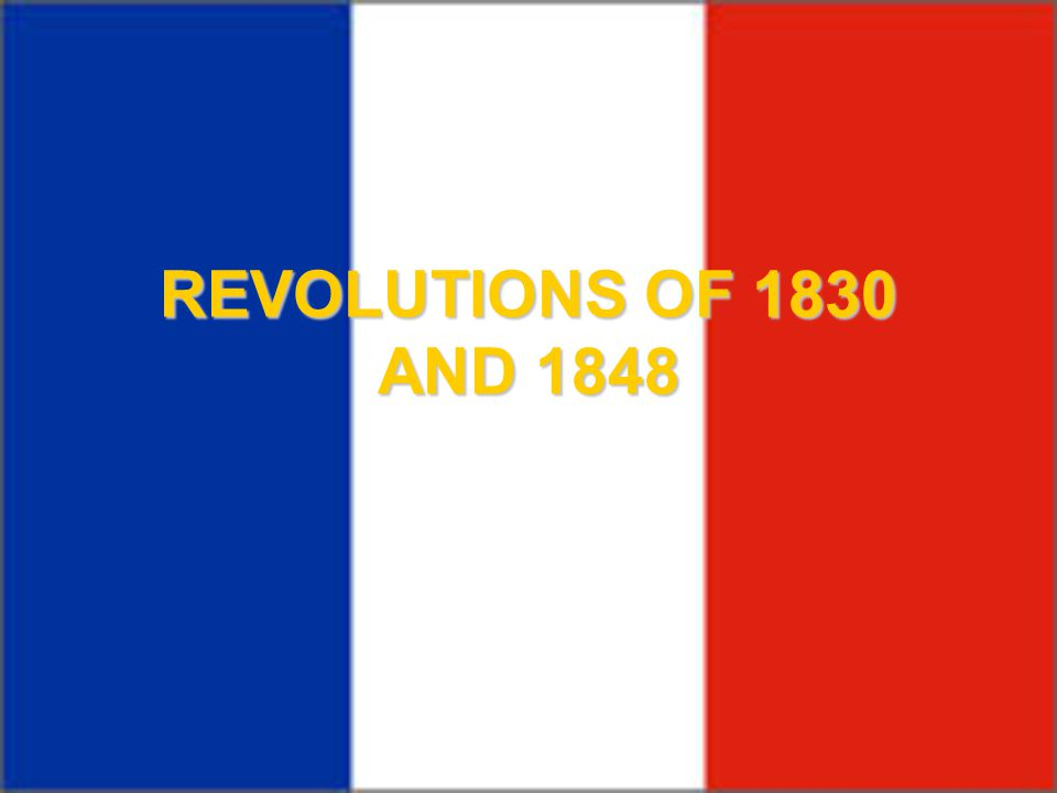 Revolution Surges Through Europe 1848 – Revolution in Paris set off revolutions around Europe1848 – Revolution in Paris set off revolutions around Europe Grievances had been piling upGrievances had been piling up Middle-class liberals wanted greater political rightsMiddle-class liberals wanted greater political rights Workers demanded relief from miseries of Industrial RevolutionWorkers demanded relief from miseries of Industrial Revolution Nationalists wanted independence from foreign ruleNationalists wanted independence from foreign rule