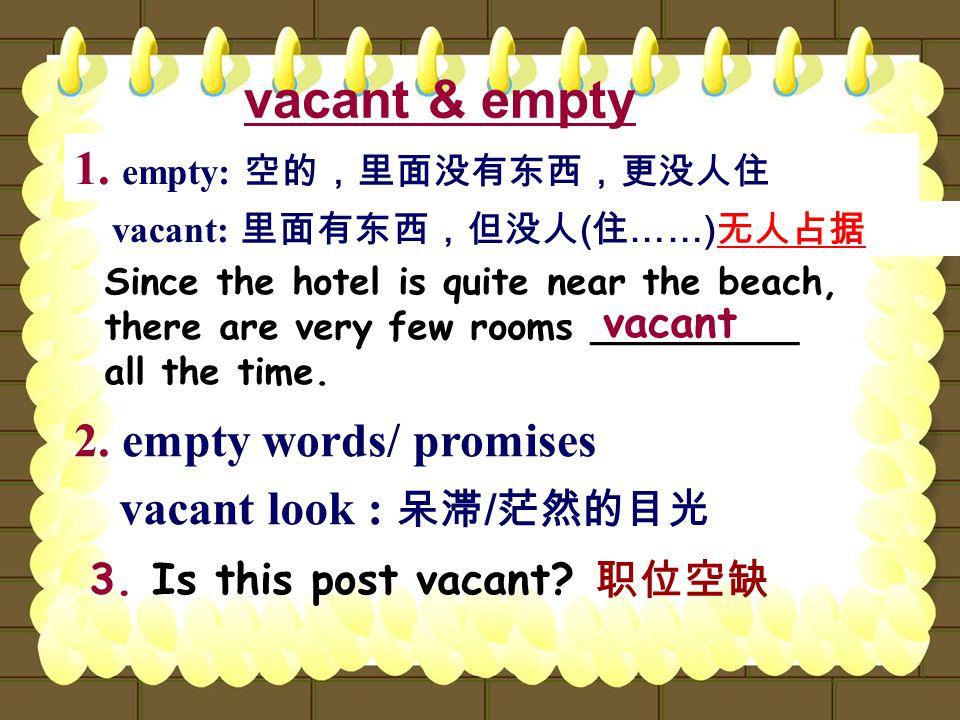 vacant & empty 1.