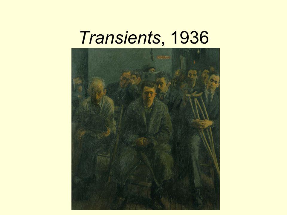 Transients, 1936