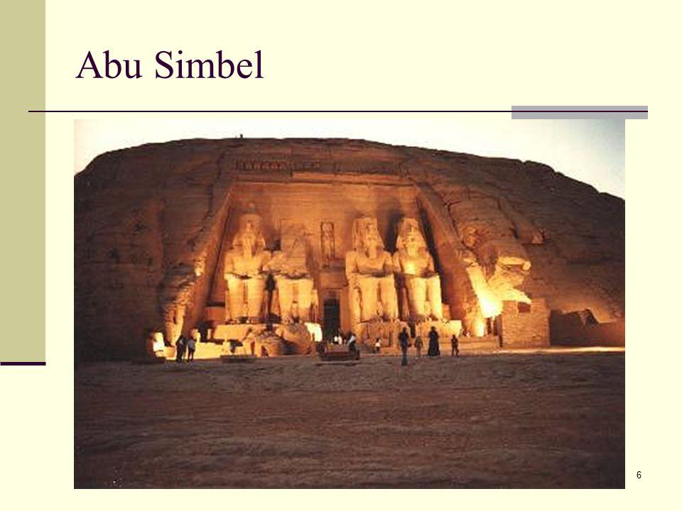 6 Abu Simbel