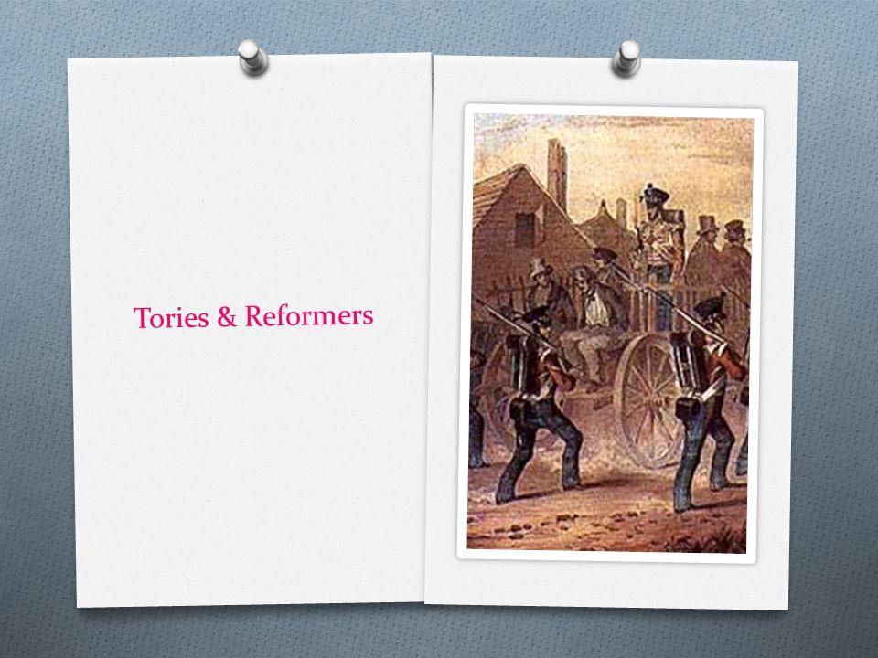 Tories & Reformers