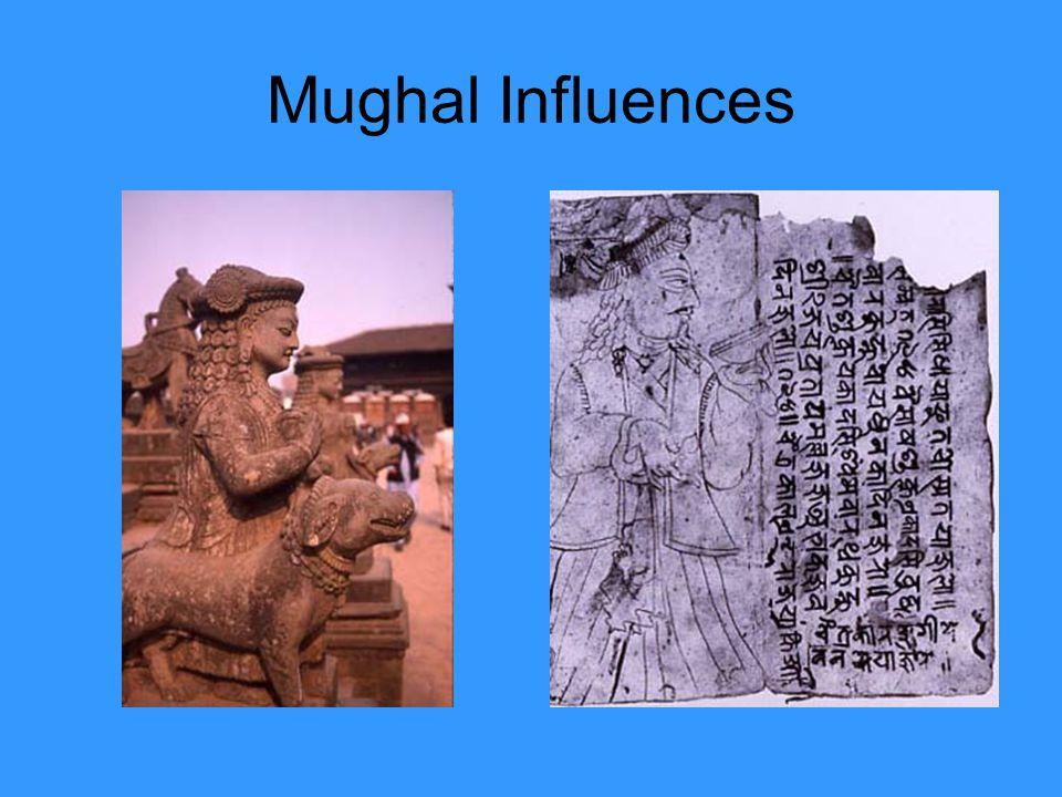 Mughal Influences