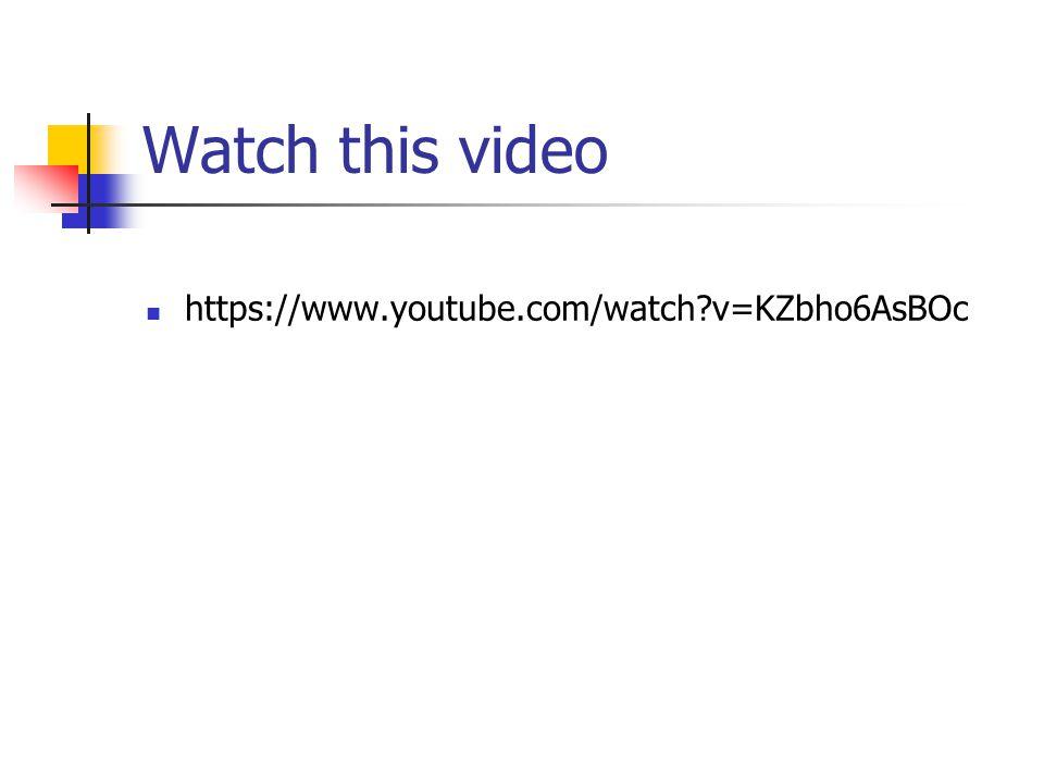 Watch this video https://www.youtube.com/watch?v=KZbho6AsBOc