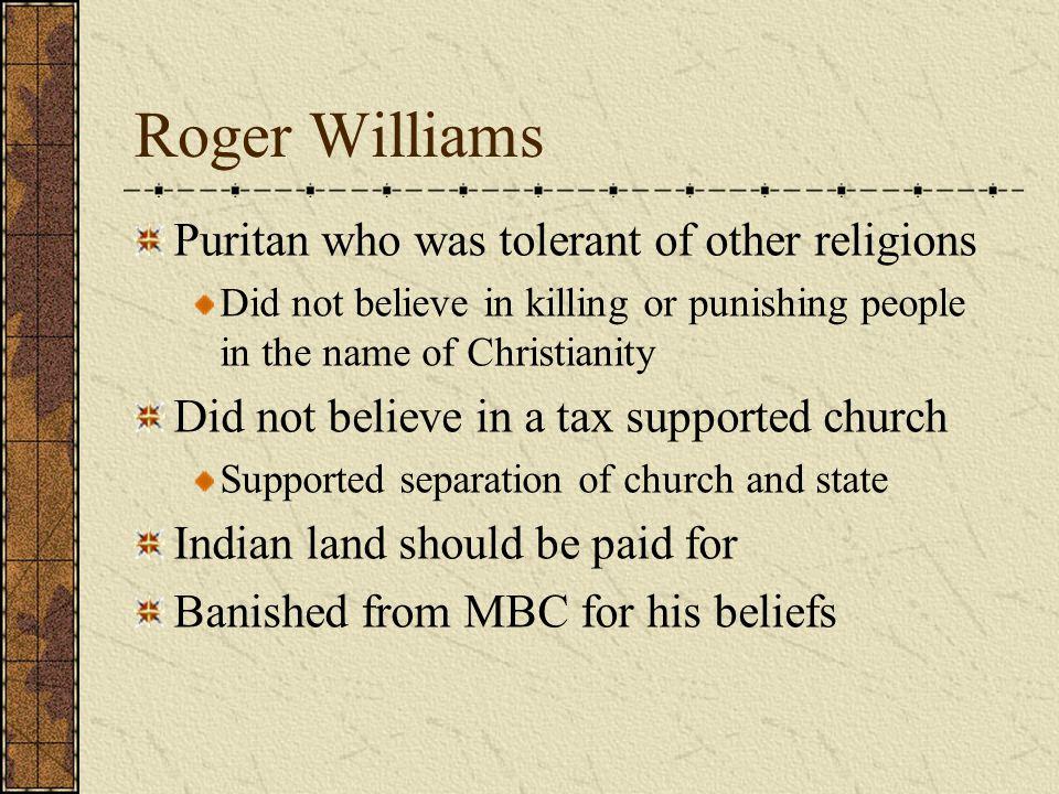 RHODE ISLAND FIRST SETTLEMENT Providence FOUNDED 1636 LEADER Roger Williams
