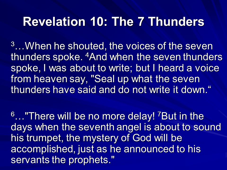 … 17 so that no one could buy or sell unless he had the mark, which is the name of the beast or the number of his name.