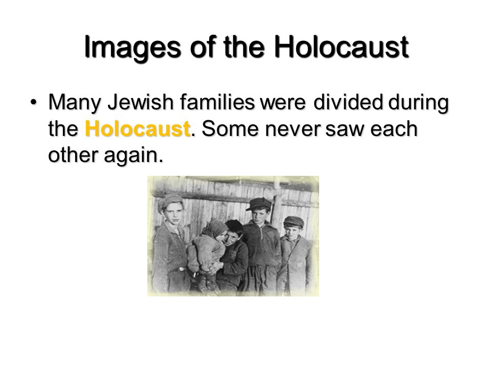 Images of the Holocaust German soldiers often looked for Jews and would treat them harsh. Many Jews were confined to concentration camps.German soldie