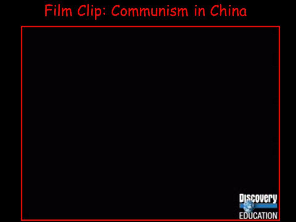 Film Clip: Communism in China
