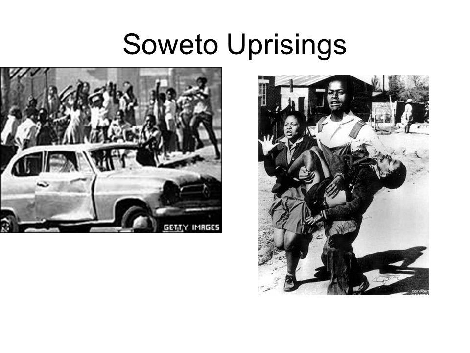 Soweto Uprisings