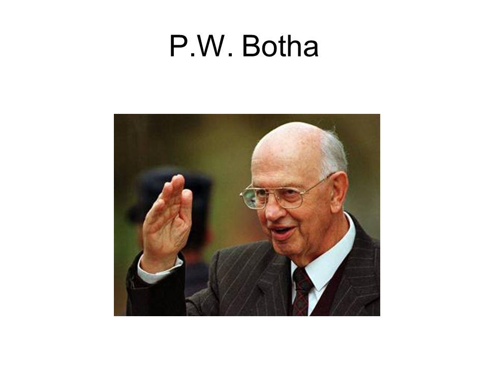 P.W. Botha