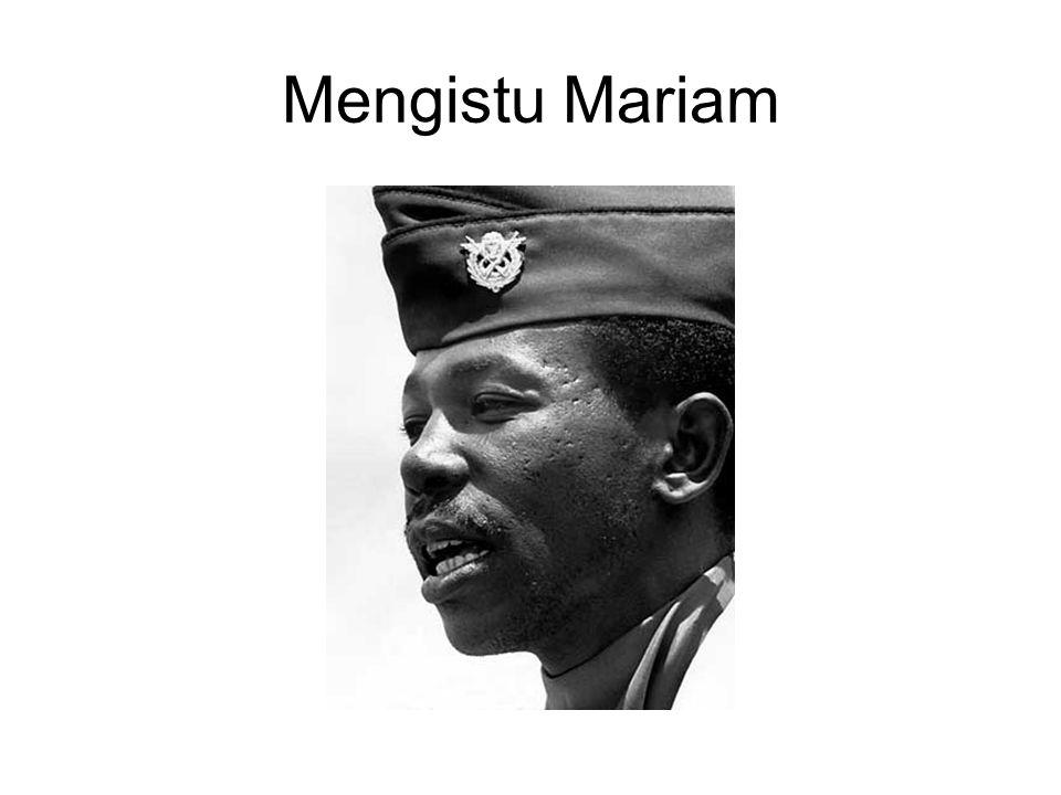 Mengistu Mariam
