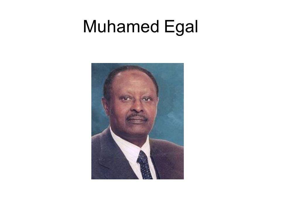 Muhamed Egal