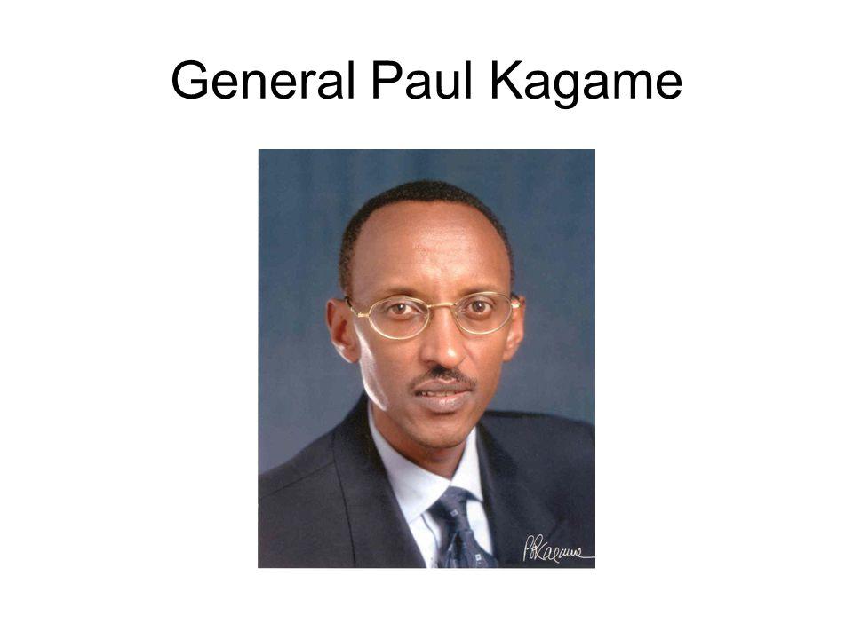 General Paul Kagame