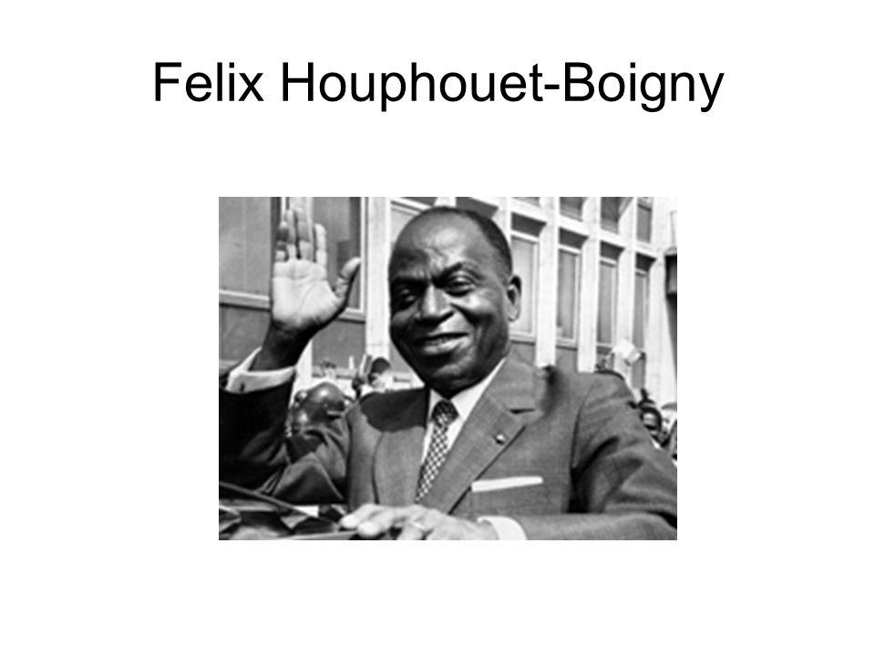 Felix Houphouet-Boigny