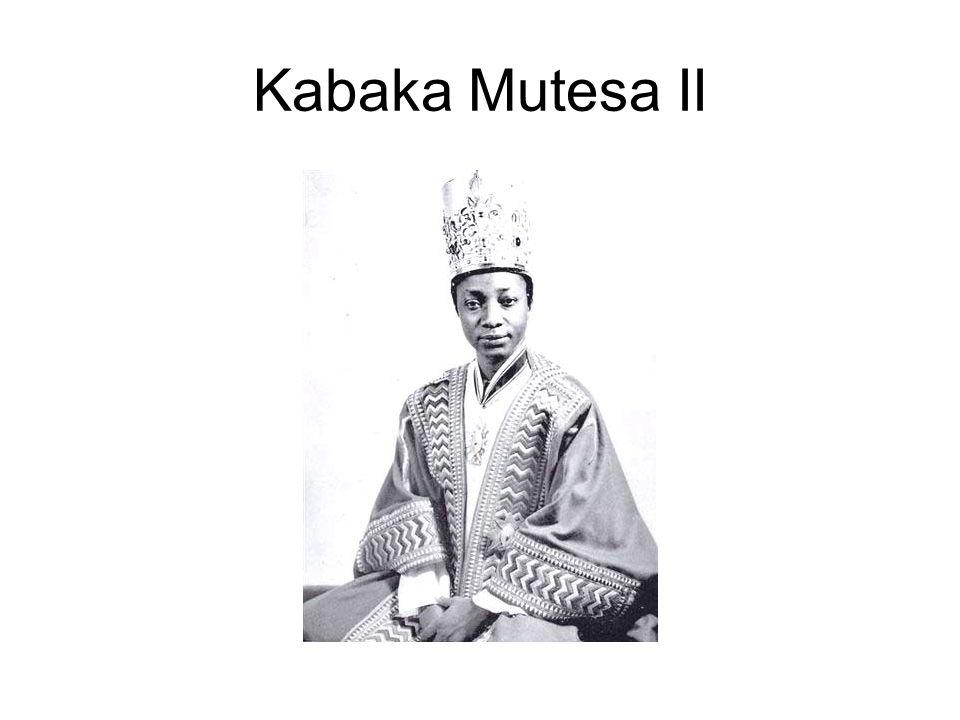 Kabaka Mutesa II
