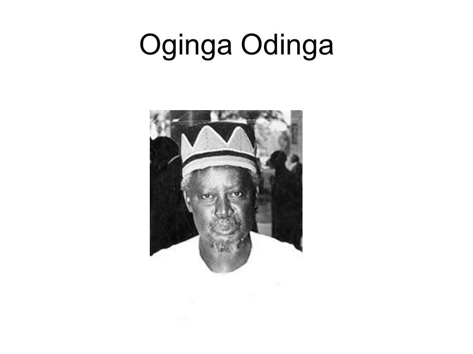 Oginga Odinga