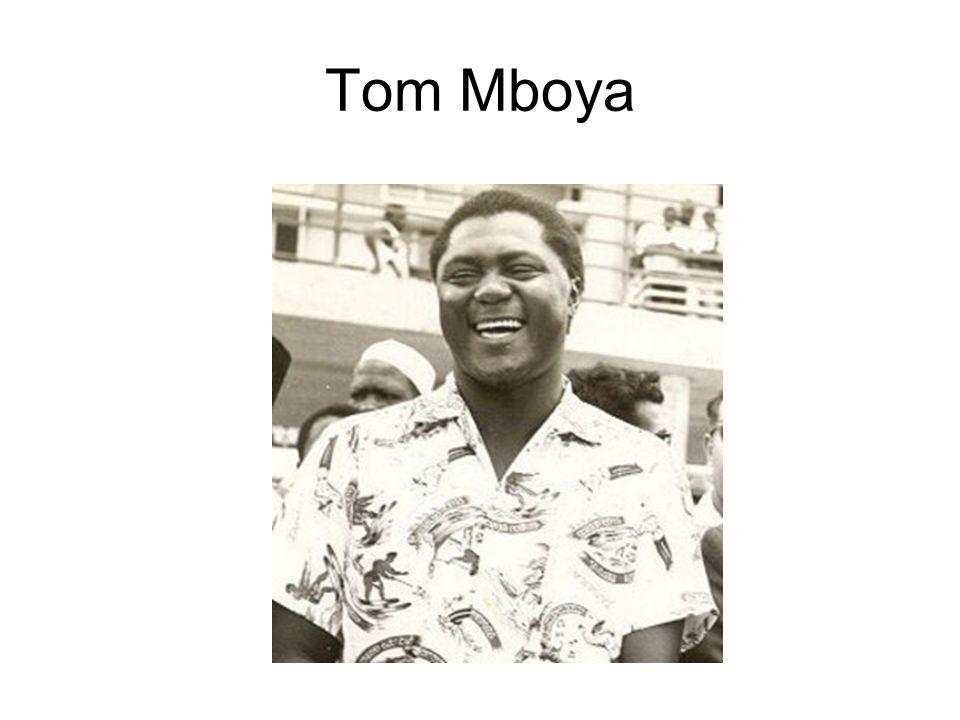 Tom Mboya