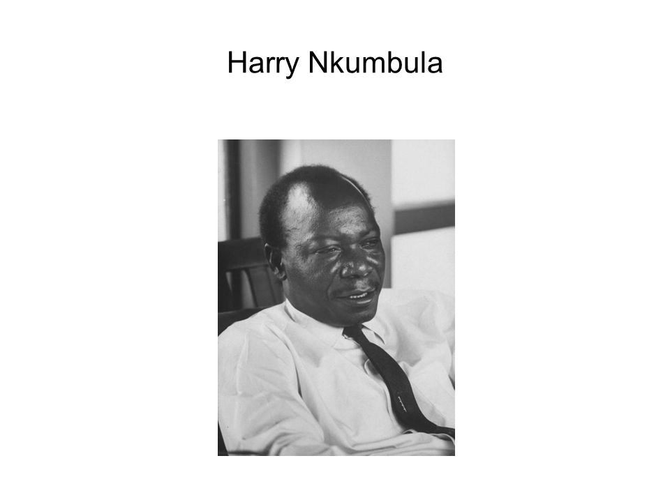 Harry Nkumbula