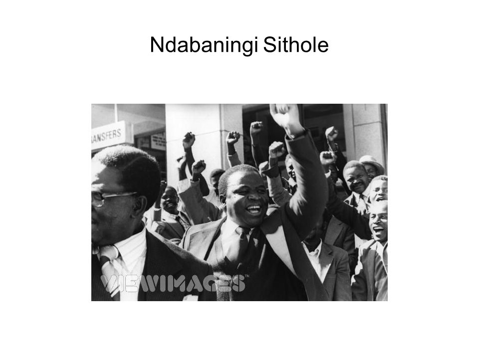 Ndabaningi Sithole