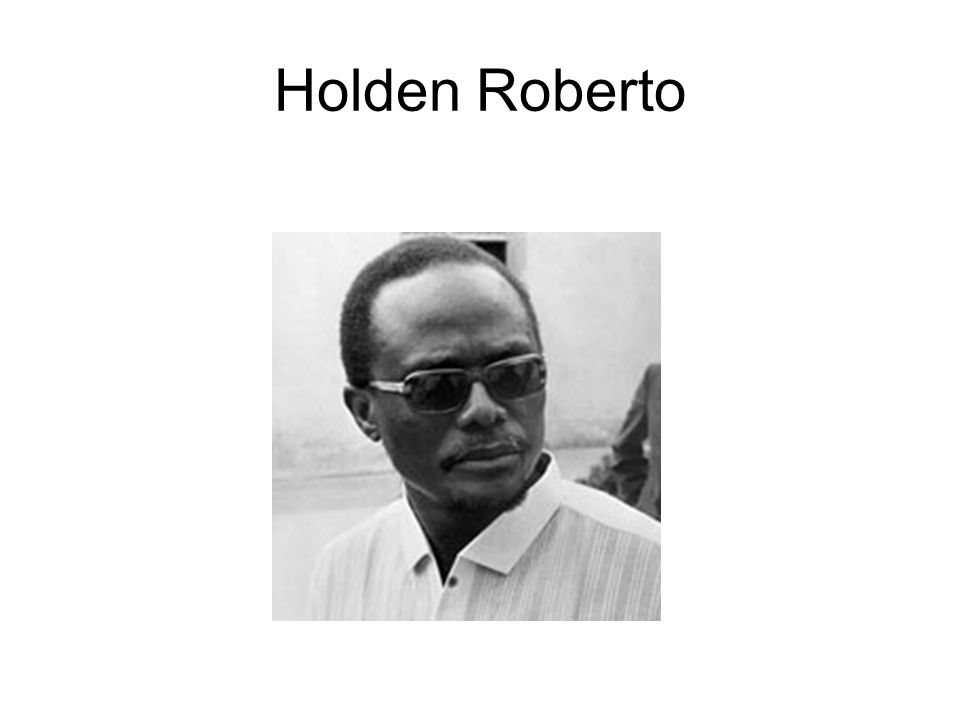 Holden Roberto