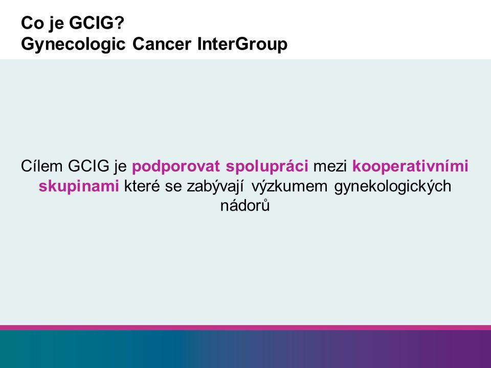Co je GCIG.