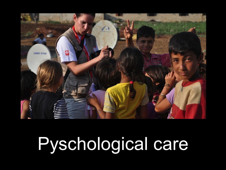 Pyschological care