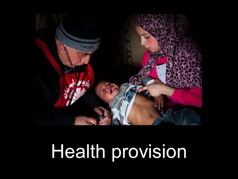 Health provision