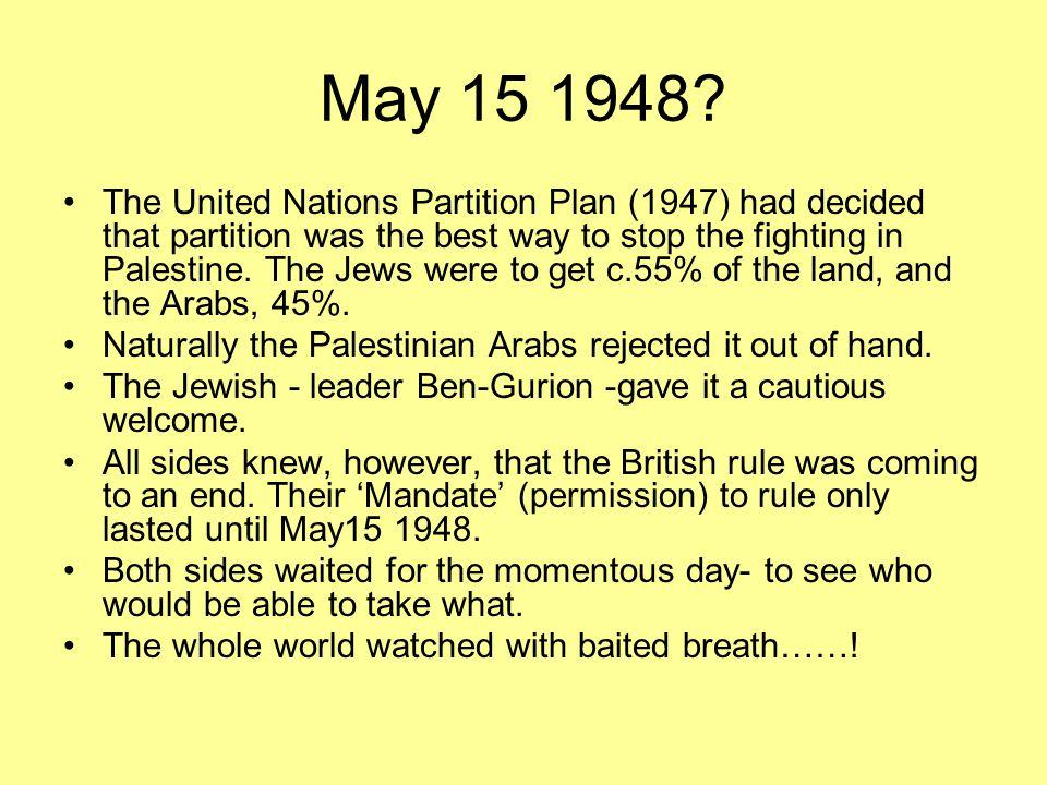 May 15 1948.