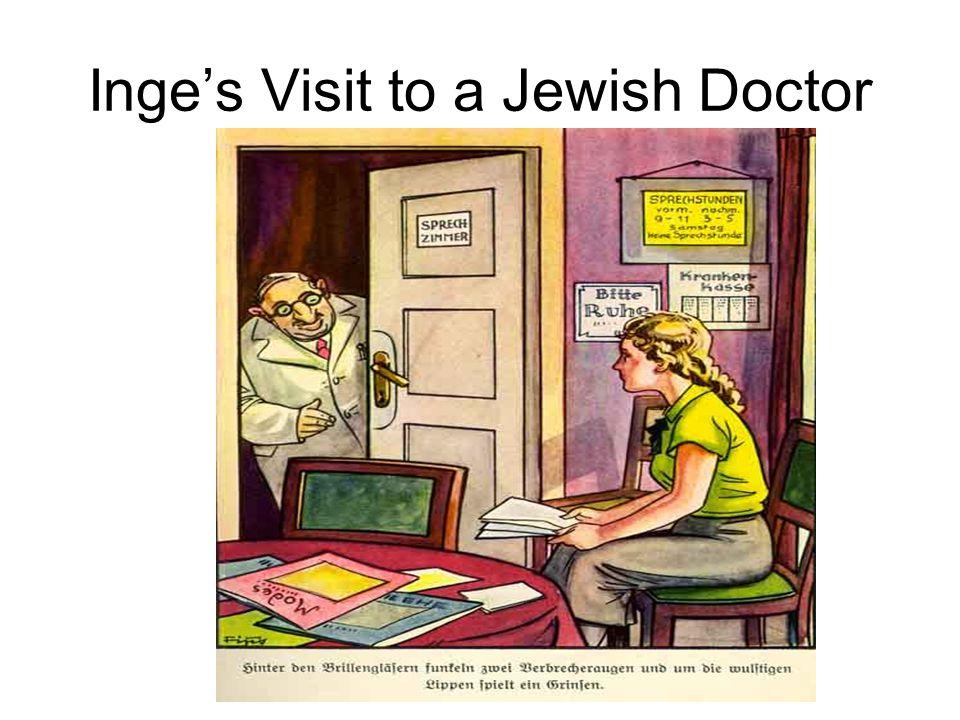 Inge's Visit to a Jewish Doctor