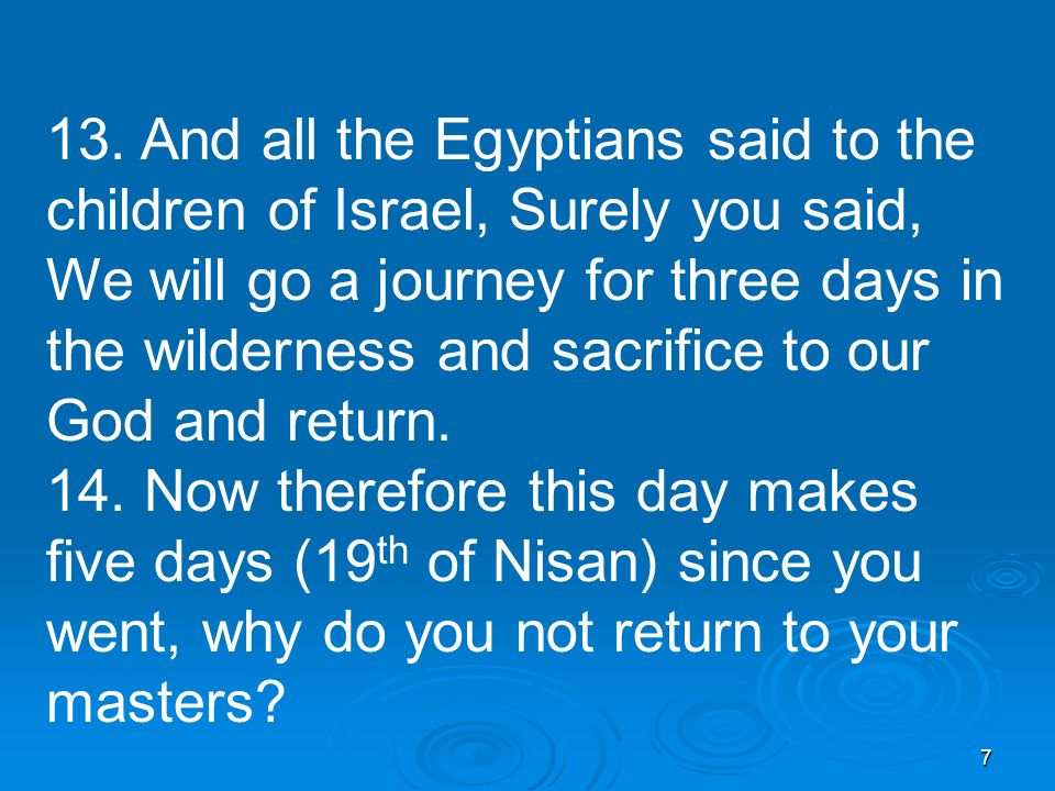 68 Why do we observe the Days of Unleavened Bread, starting with a Holy Day which has the Night to be Observed at its beginning, and ending with a Holy Day.