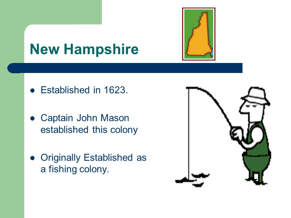 Massachusetts Founded in 1620. Most famous colony is Plymouth Colony. Puritans who fled England for Religious Freedom. Settlers arrived on the Famous