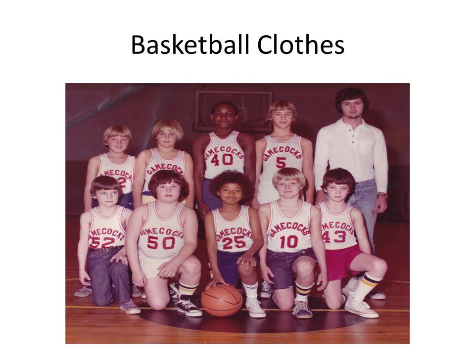 Basketball Clothes